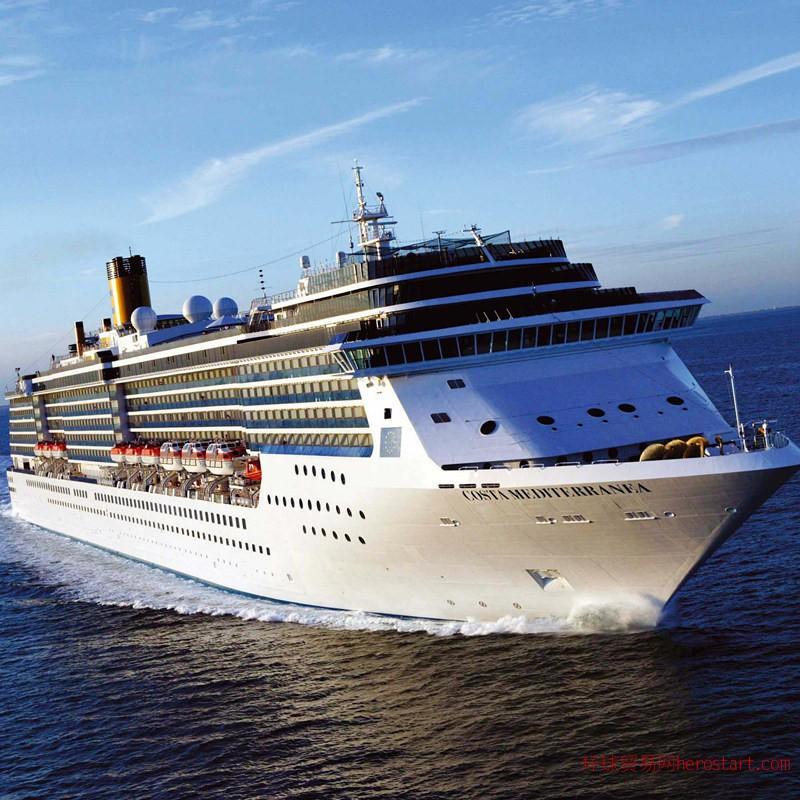 华艺旅行社地中海号欧洲意大利、希腊等旅游