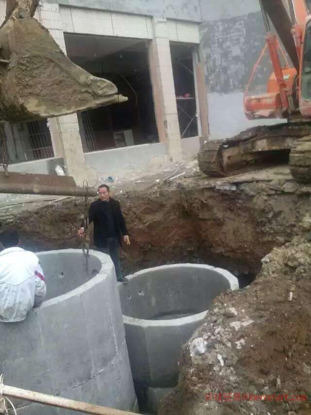 钢筋混凝土化粪池,混凝土路缘石,预制钢筋砼化粪池