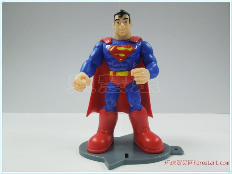 东莞塑胶玩具工厂 生产定制PVC塑胶玩具注塑公仔