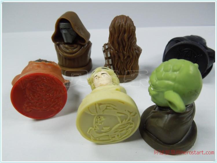 东莞ICTI认证工厂 塑胶玩具定做PVC印章公仔