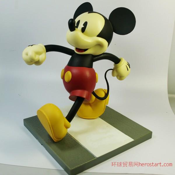 东莞迪士尼授权认证工厂 迪士尼塑胶玩具生产加工