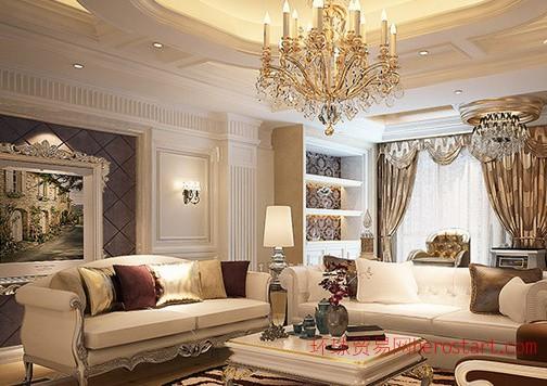 现代式风格室内装饰装修设计