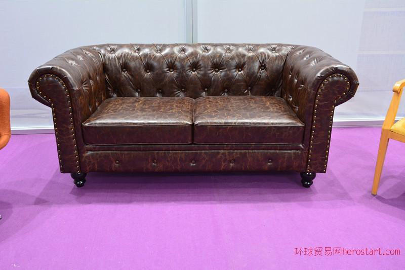 轩橼休闲沙发loft个人工作室休闲沙发