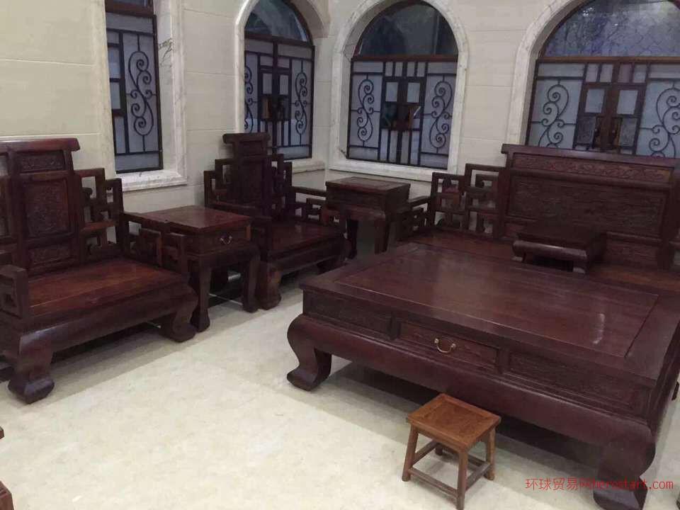 东莞专业红木家具翻新 维修 打蜡 保养