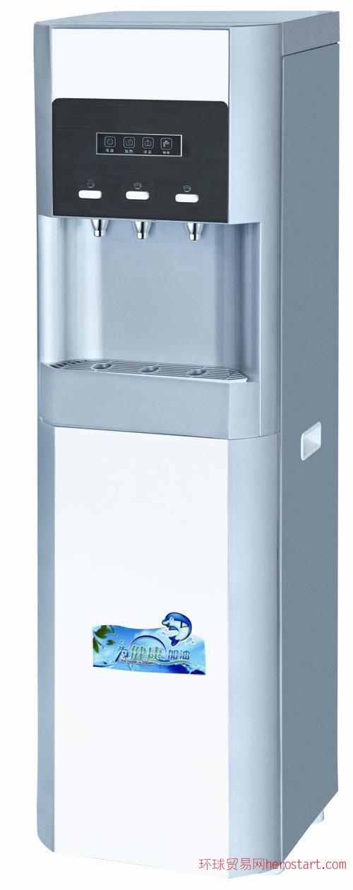 欧德惠豪华立式冰热 一体直饮水机