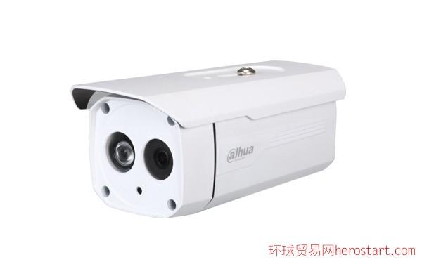 大华200万红外网络枪型摄像机