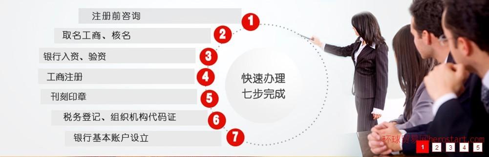 转让北京12年的贸易公司