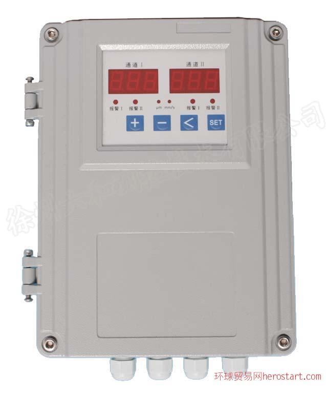 SDJ-3BS SDJ-3LS挂壁式振动保护仪表