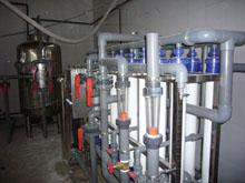 技术先进的海水淡化设备