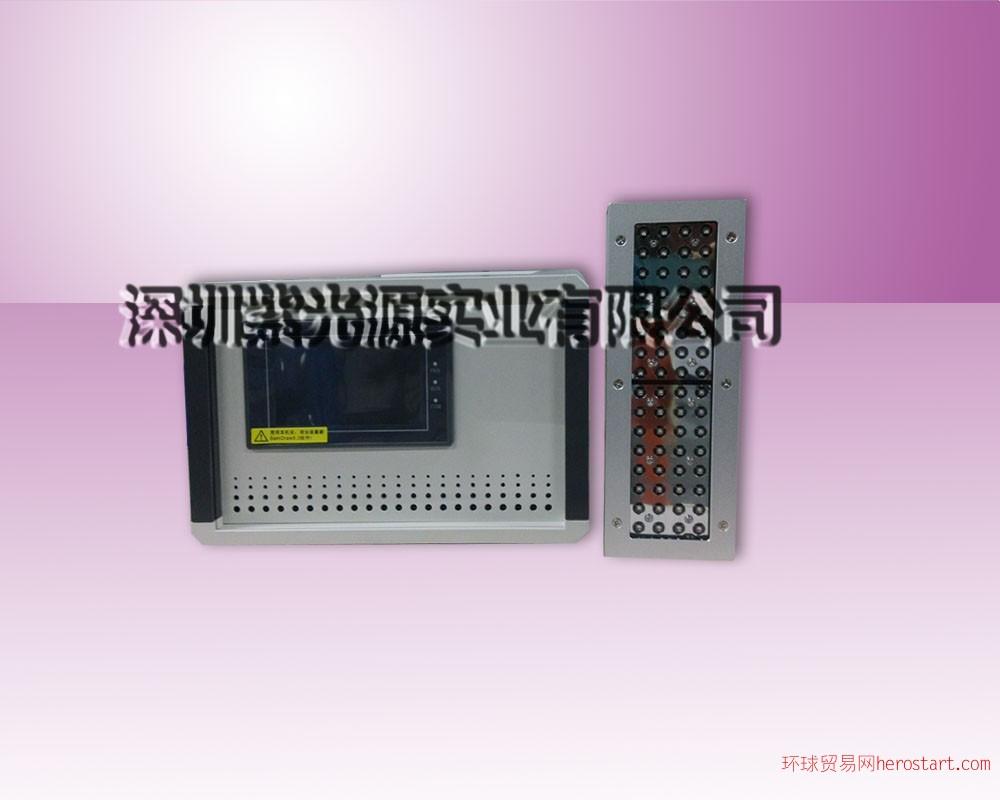 微型扬声器粘接UVLED固化光源
