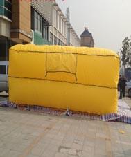 供应韩国 救生器材-逃生气垫