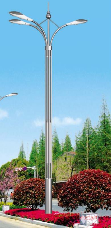 弘旭照明供应4.5米户外道路照明路灯公路路灯
