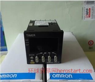 供应欧姆龙数字定时器H5CX-A11-N计数器