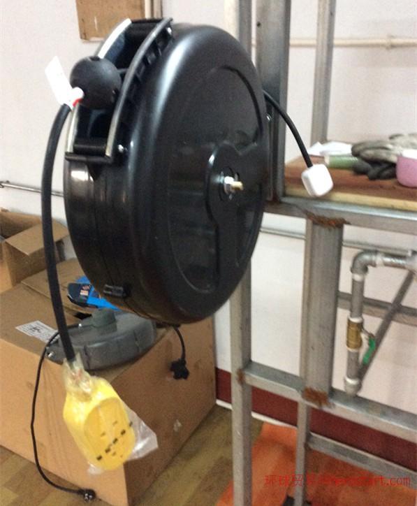 德迈龙塑料工具夹自动收缩卷轴汽修美容设备