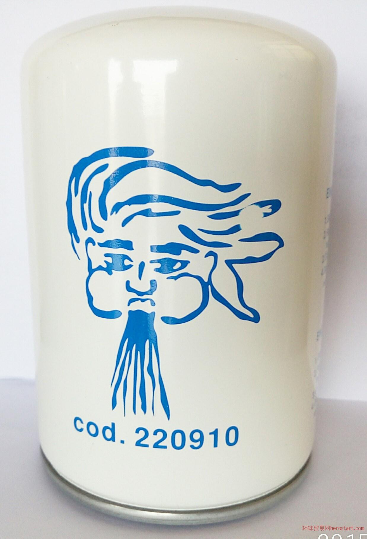 220910 ABAC科龙艾高机油滤芯