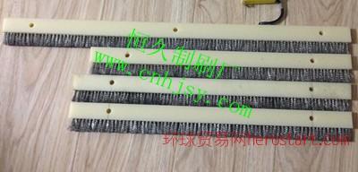 自清洗过滤器不锈钢丝条刷恒久条刷 不锈钢丝毛刷条