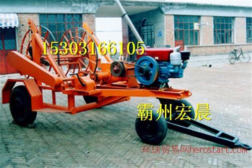 拖拉机光伏螺旋钻沙石钻孔机专业厂家