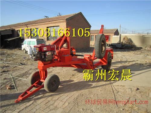 拖拉机钻眼机地基挖洞机生产商