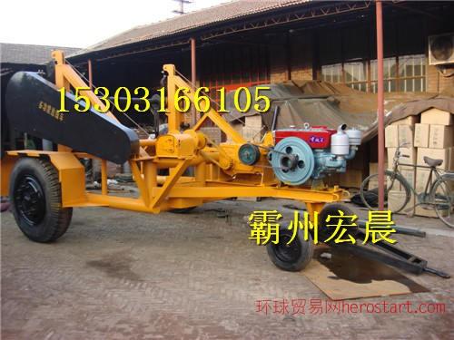 机械式多功能电缆收放线车拖运车价格