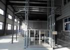 供应山东升降机,山东导轨链条式升降货梯