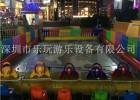 对战计时方向盘遥控坦克车 商场广场游乐场大型室内儿童玩乐设备