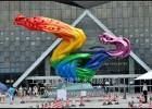 宏雕雕塑泡沫玻璃钢婚庆节庆园林景观雕塑商业美陈