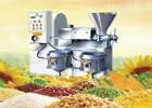 供应6YL-系列环保型全自动螺旋榨油机