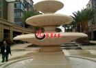 销售石雕水钵 喷水雕塑 大理石喷泉