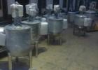 胶黏剂搅拌罐 硅油密封剂叫吧农 不锈钢浆料搅拌缸