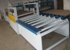 鸿程 1320型木纹纸贴面机 板材表面贴纸设备