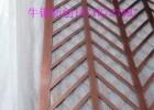 不锈钢拉丝红古铜屏风 树形不锈钢屏风