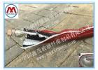 宁国鑫茂搭扣式防喷溅玻璃纤维耐高温套管
