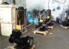 SPG屏蔽式屏蔽式管道泵