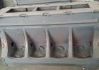 大四孔猪槽模具,自由采食槽模具,猪槽子模具,猪食槽模具