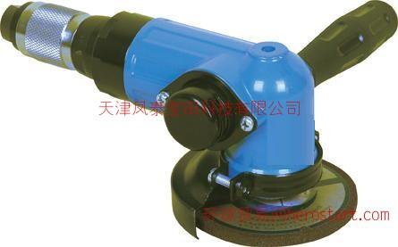 SXJ100x90°气动角向磨光机,气动角磨机