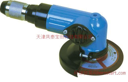 SJ-125B(90°)气动角向砂轮机,气动角向磨光机