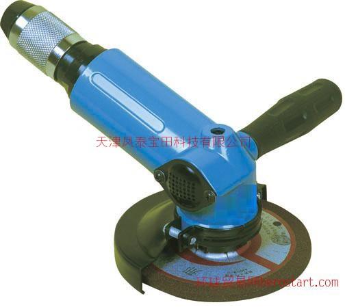 SJ-125(110°)气动角向砂轮机,气动角向磨光机