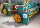 河北生产销售2米电动剪板机