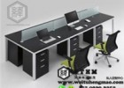 天津双人屏风办公桌 天津屏风办公桌椅出售