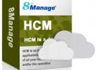 8Manage HR/人事管理系统/人力资源管理软件