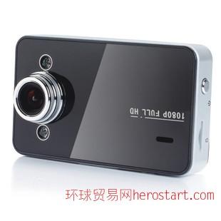 高清行车记录仪K6000超广角夜视礼品行车记录仪支持混批