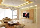 商场玉石背景墙定制 客厅人造石背景墙装饰 欧式现代风格透光石
