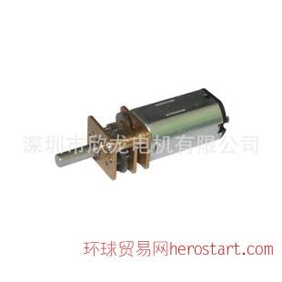 12SSN30电子锁微型齿轮减速电机直流马达直流减速电机减速马达