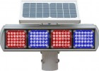 泉州太阳能爆闪灯销售,安溪道路警示灯批发,石狮交通信号灯