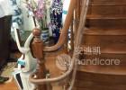 原装进口handicare安迪凯双轨曲线家用楼梯楼道座椅电梯