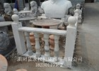 石雕宝瓶柱现货供应厂家曲阳永权园林雕刻厂