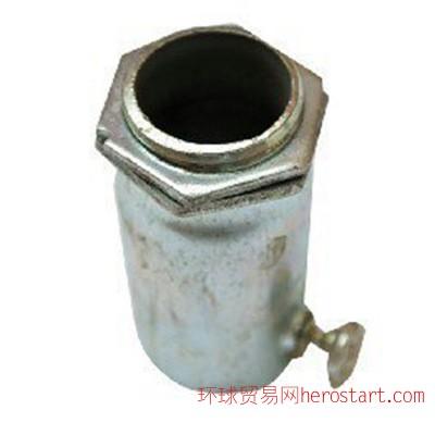 线管合接外螺纹接头 供应金属快速杯梳 镀锌线管杯梳