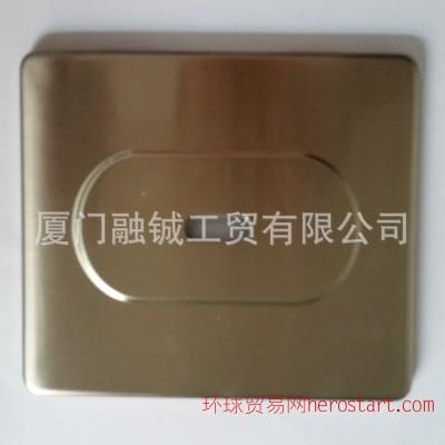 不锈钢卫浴感应盒 金属精密冲压加工 厦门工厂冲压加工