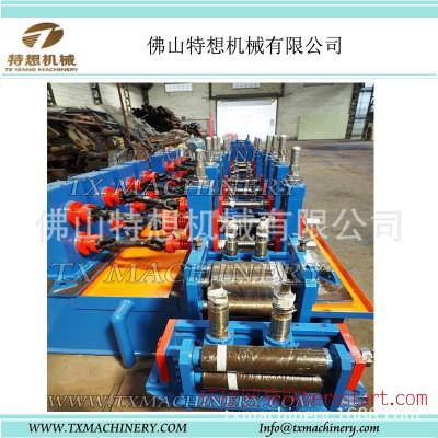 焊管机 高频焊管机 型号HG50高频直缝焊管机组