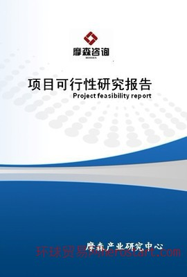 市政和环境卫生机械项目可行性研究报告